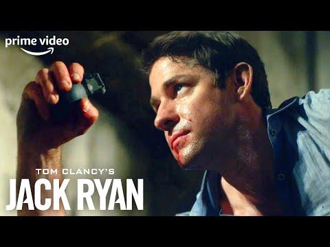 Jack Bargains with a Live Grenade | Tom Clancy's Jack Ryan | Prime Video