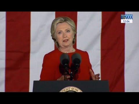election day: clinton contro trump, gli usa sono chiamati a scegliere