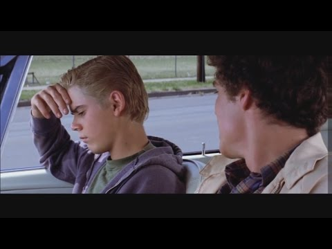 Ponyboy, Two-Bit and Randy Meet and Talk at the Tastee Freez   The Outsiders (1983)