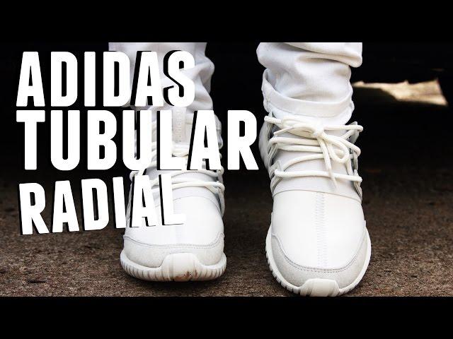 Adidas Tubular Radial Unboxing
