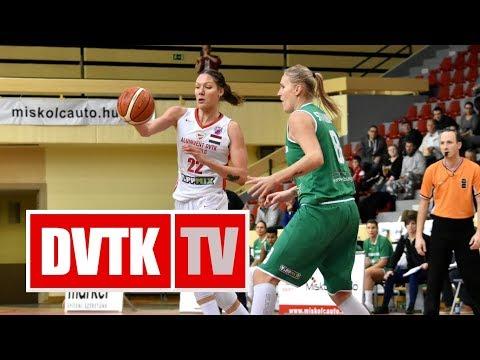 8. forduló. Aluinvent DVTK – CMB Cargo Uni Győr 61-74