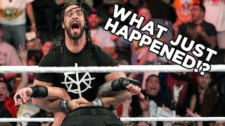 Nonton Wwe Extreme Rules 2016  What Just Happened   Film Subtitle Indonesia Streaming Movie Download