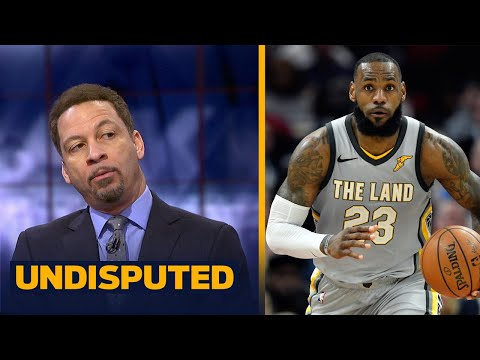 Chris Broussard reveals what it will take to keep LeBron in 'THE LAND'  UNDISPUTED