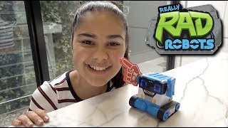 Prank, Play and Spy with MiBro - The Really Rad Robot | Grace's Room
