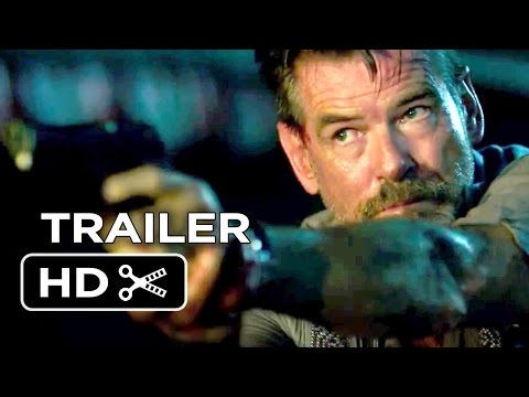 No Escape Official Trailer #1 (2015) – Pierce Brosnan, Owen Wilson Movie HD