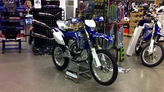 10. Yamaha WR250F - 2011 / AE Edition