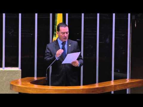 Pronunciamento Deputado Vinicius Carvalho - 19/03/ 2015
