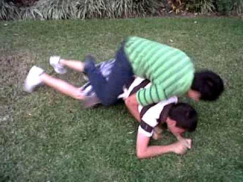 pelea Moy vs Alexis