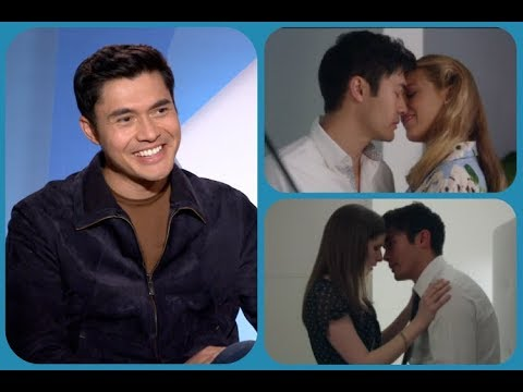 Henry Golding On Kissing Anna Kendrick & Blake Lively And On Googling Himself (A Simple Favor)