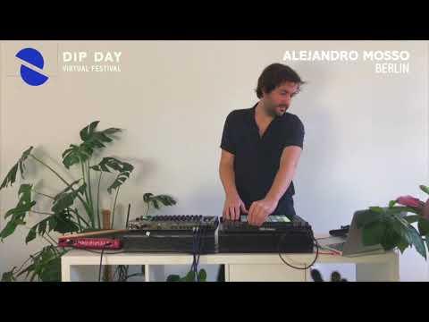 Dip Day Virtual Festival - Alejandro Mosso [Berlin, Germany]