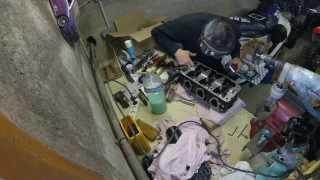 10. Seadoo RXP RXT 215 Motor Rebuild Part 1