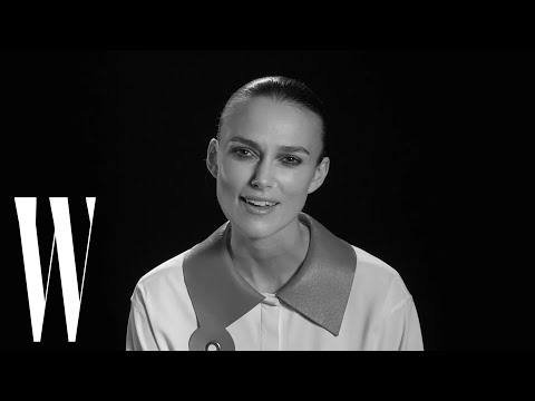 Keira Knightley on How the Katy Perry Movie 'Part of Me' Made Her Cry | Screen Tests | W Magazine
