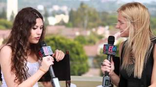 Eliza Doolittle Exclusive Interview - Coachella - Album Release -Hollywire