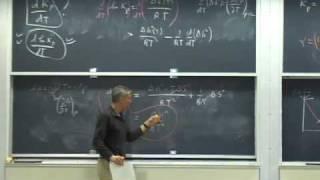 Lec 16 | MIT 5.60 Thermodynamics&Kinetics, Spring 2008