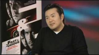 Nonton Fast & Furious director Justin Lin talks to hmv Film Subtitle Indonesia Streaming Movie Download