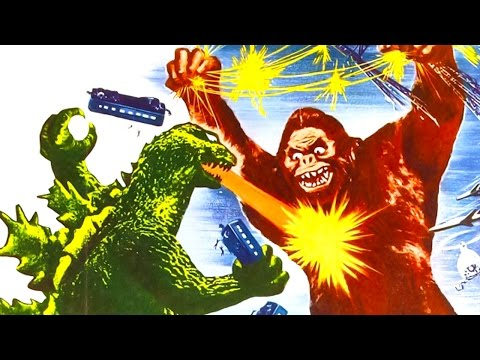 Трейлер Годзилла против Кинг-Конга / Godzilla vs. Kong