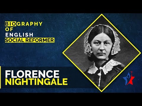 Florence Nightingale Biography in English