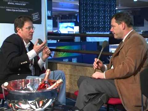 Joe Kane talks about HD via the Internet (ISE 2006)