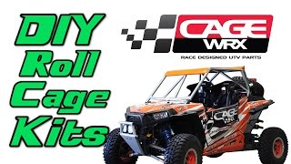 10. DIY Roll Cage Kits from CageWRX for UTVs   Side By Sides