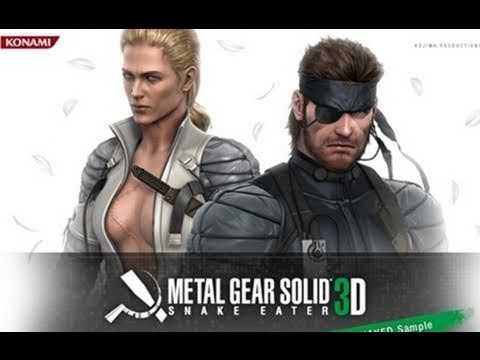 preview-Metal Gear Solid Snake Eater 3D: E3 2011 Trailer (IGN)