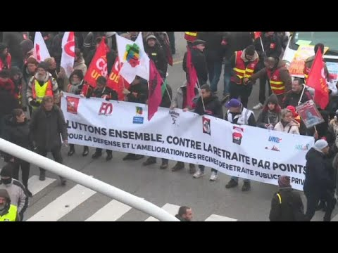 Frankreich: Rentenreform - worum streiten sich Regieru ...