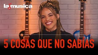 Video 5 Cosas Que No Sabías Sobre Leslie Grace | LaMusica MP3, 3GP, MP4, WEBM, AVI, FLV Juli 2018
