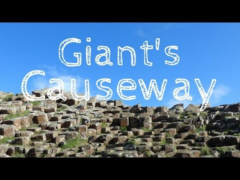 Road Trip to Giant's Causeway in Northern Ireland