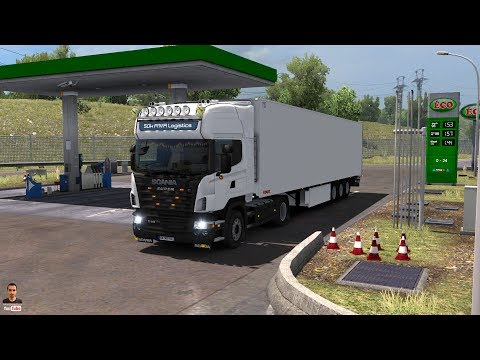 Scania R2008 50k v5.1 Nikola Edit [fixed version]