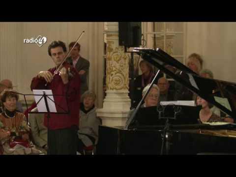 play video:Rudolf Koelman Live in Spiegelzaal: Gluck - Orfeo and Euridice