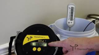 ThermoProbe Calibration Video