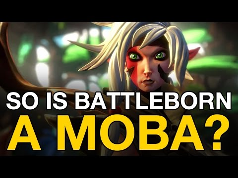 boot - We've got some new Battleborn gameplay from the co-op campaign to talk all over. Chris (@TheBratterz) spends most of the video saying the word