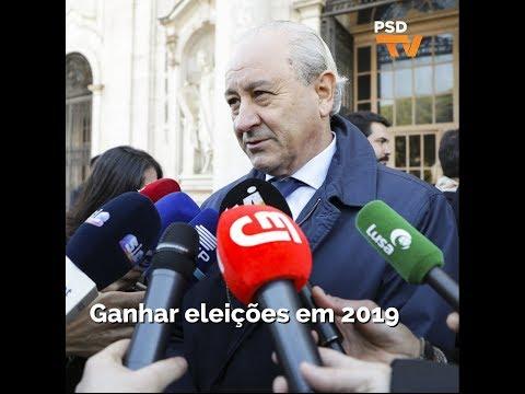 O PSD tem fortes hipóteses de ganhar as eleições