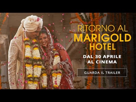 Preview Trailer Ritorno al Marigold Hotel