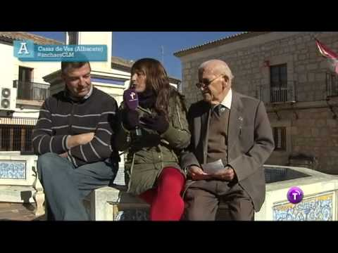 Ancha es Castilla-La Mancha - Casas de Ves. 22.11.2013