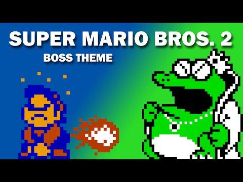 Super Mario Bros. 2 - Boss theme [COVER]