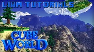 Cube World - How To Level Up Fast
