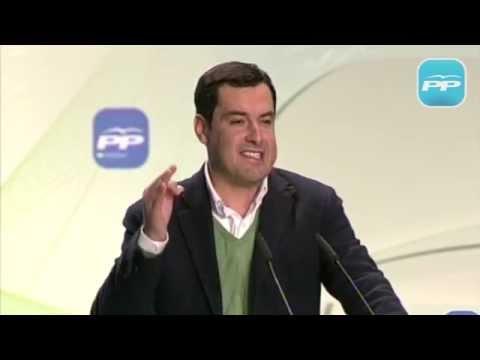 Cuando sea presidente, Andalucía será referencia de crecimiento y recuperación, como es hoy España