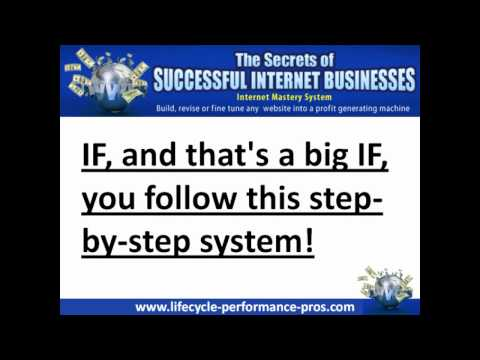Internet Mastery System 2