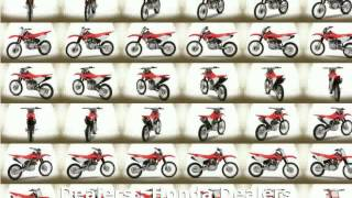 4. 2013 Honda CRF 150F -  Top Speed motorbike Specification Specs Details Info Features