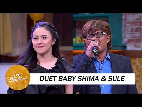 Download Duet Baby Shima & Sule Bikin Studio Tercengang HD Mp4 3GP Video and MP3