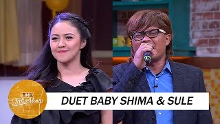 Video Duet Baby Shima & Sule Bikin Studio Tercengang MP3, 3GP, MP4, WEBM, AVI, FLV Agustus 2018