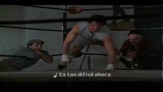 Rocky I - Training (High Definition) - YouTube
