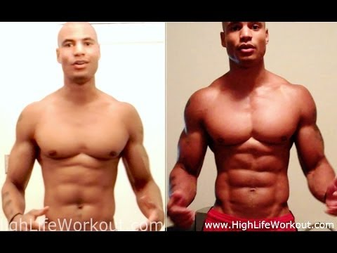 How To Gain 10 Pounds of Muscle Without Gaining Fat (Big Brandon Carter) (видео)