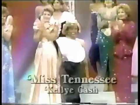 Miss America 1987- Top 10 Announcement