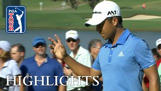 Xander Schauffele extended highlights | Round 4 | TOUR Championship by PGA TOUR