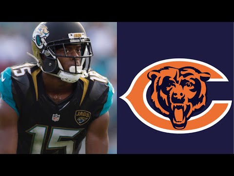 Bears Sign Allen Robinson!