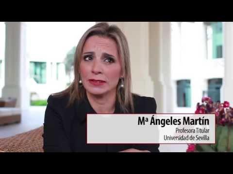 Mujeres Emprendedoras: ÁNGELES MARTÍN