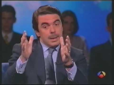 Especial informativo: José María Aznar (04/03/1999)