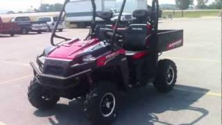 7. 2012 Polaris Ranger 800 XP Walker Evans Edition LE