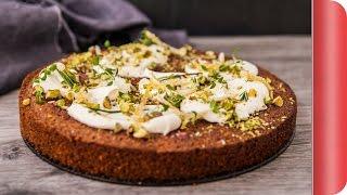 Pistachio Citrus Drizzle Cake Recipe by SORTEDfood